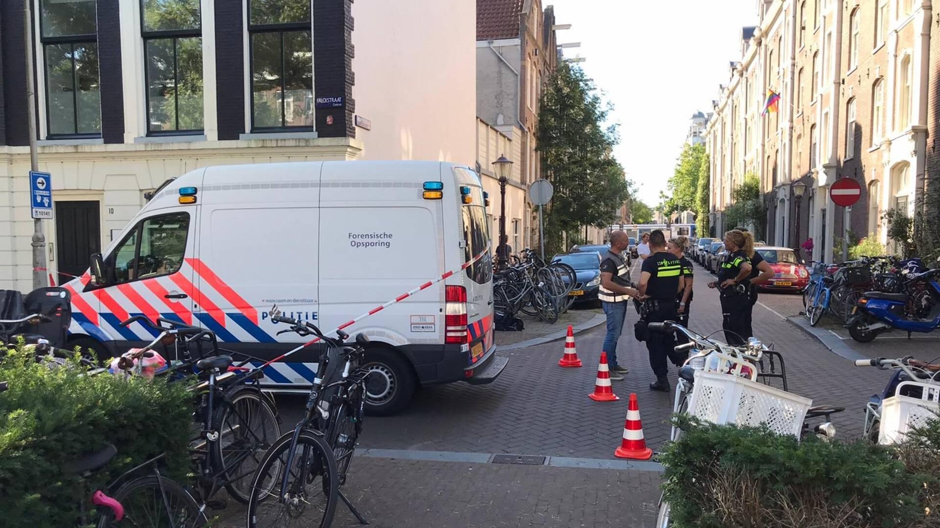 إطلاق النار على مكتب المحامي Jan-Hein Kuijpers في Amsterdam