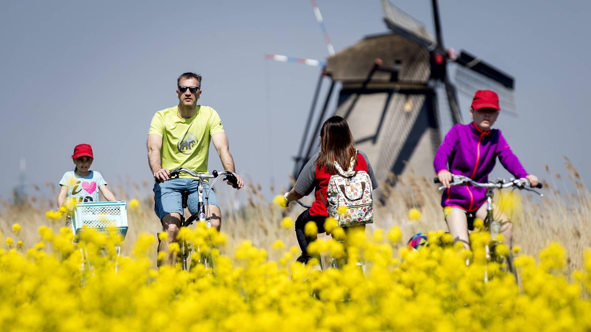 بلجيكا وألمانيا تعتبران مقاطعتي شمال وجنوب هولندا مناطق حمراء