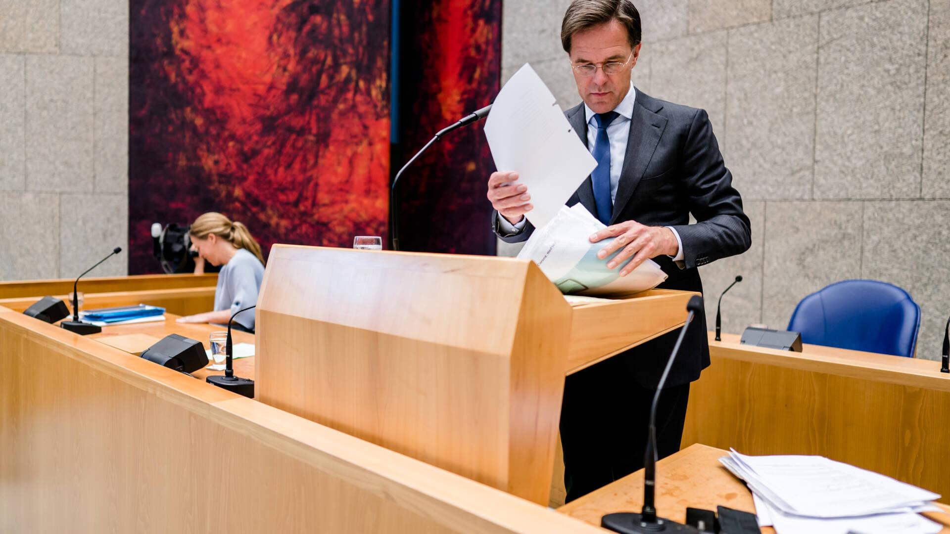 Rutte: يجب على صاحب العمل بذل الجهد لمساعدة الموظف في العثور على وظيفة جديدة