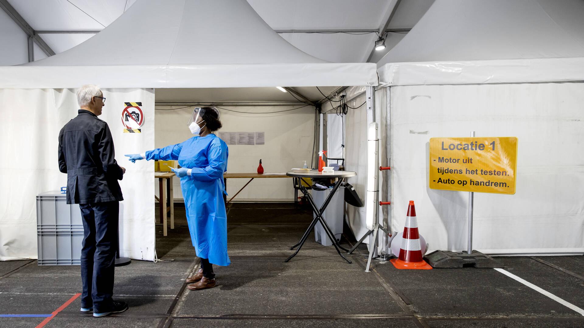 يتوقع الوزير De Jonge توفر الاختبارات السريعة في هولندا اعتباراً من نوفمبر