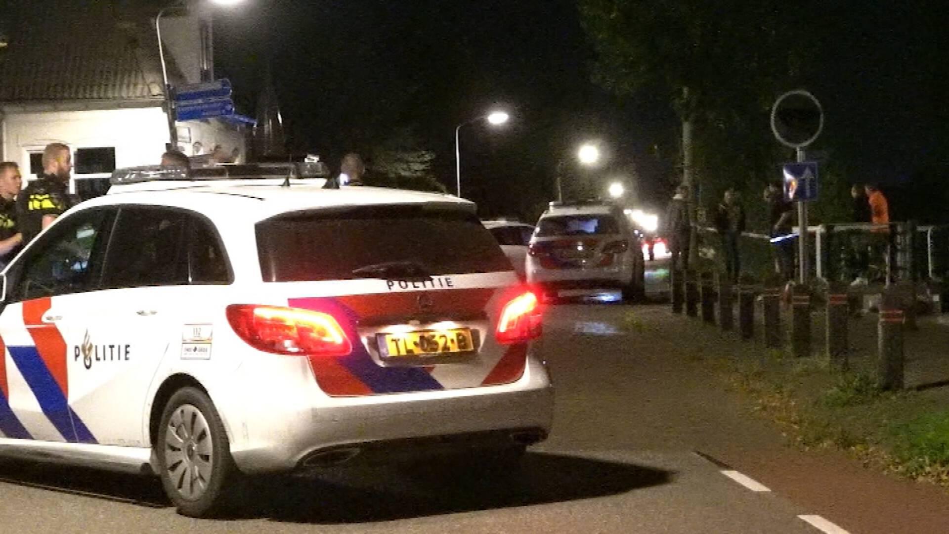 إطلاق نار في قرية في Groningen واعتقال 8 أشخاص