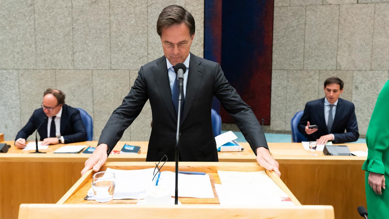 Rutte: سيتم تشديد الإجراءات لمناطق جديدة هذا الأسبوع