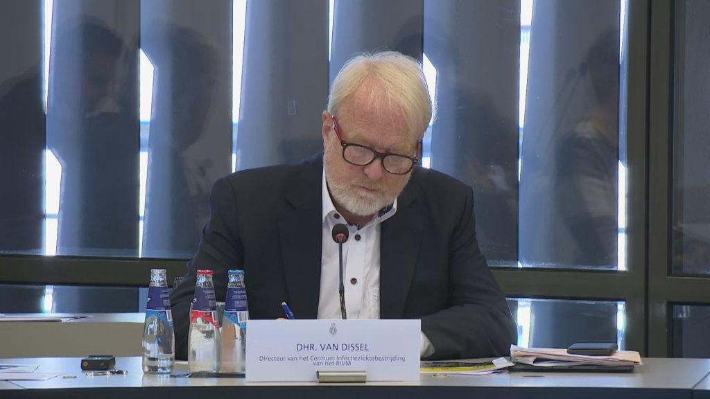 Van Dissel: أكثر من مليون هولندي أصيبوا بكورونا ونحن نواجه الموجة الثانية