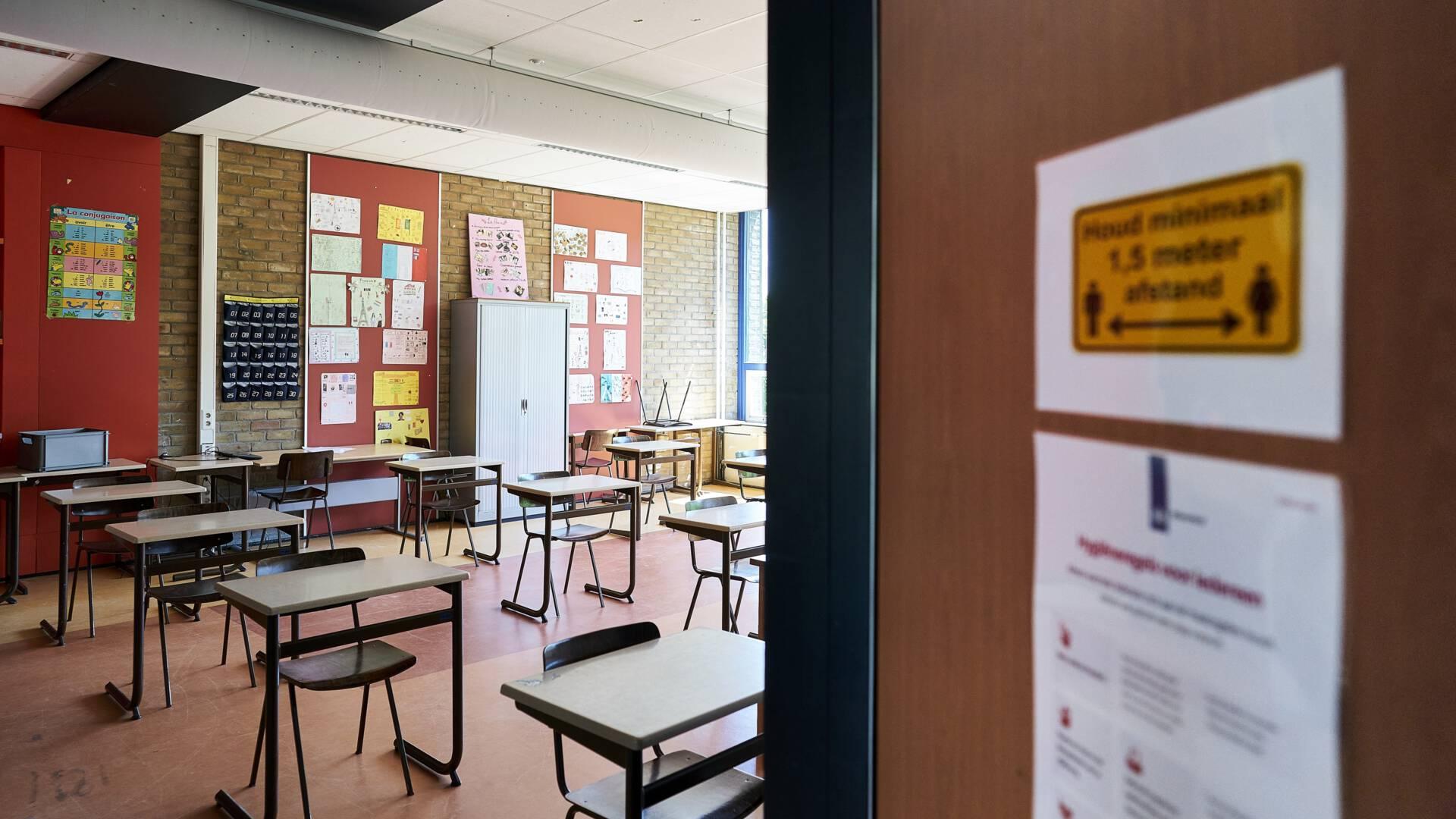 لا يُسمح دائماً للتلاميذ الذين يعانون من شكاوى كورونا بتعويض الامتحانات المدرسية الفائتة