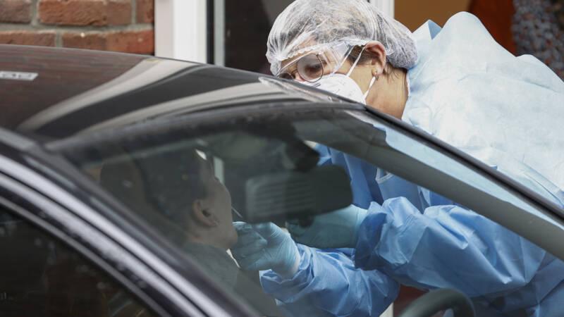 الإبلاغ اليوم عن 9283 إصابة جديدة بكورونا في هولندا