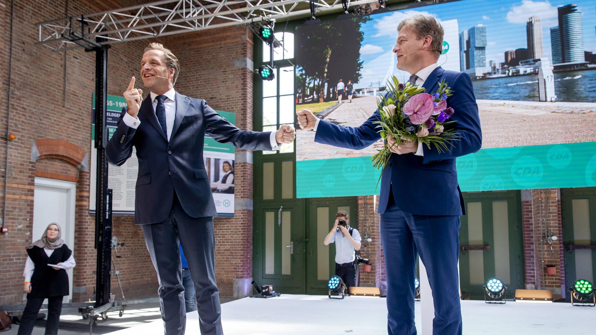 CDA يضع الوافدة الجديدة Inge van Dijk في المرتبة الثالثة على قائمة المرشحين