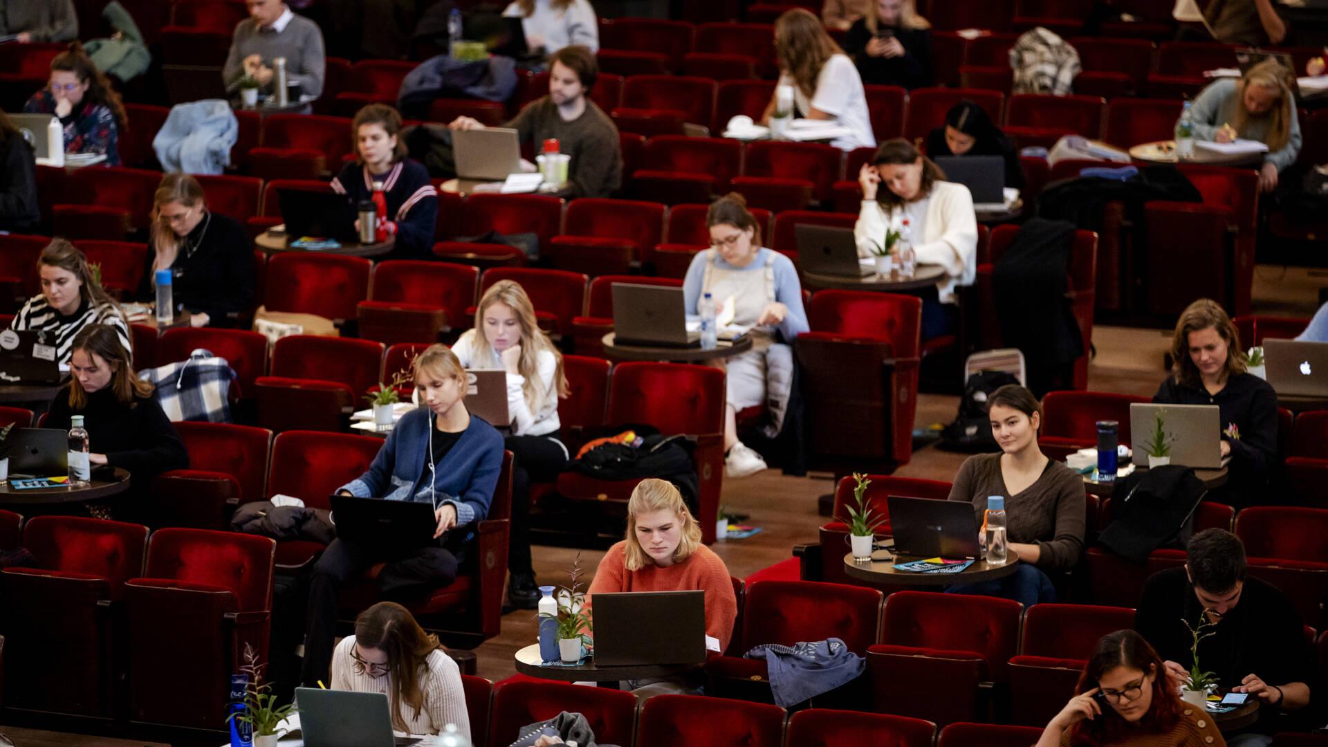 ما يقرب من 70 % من الطلاب يقترضون بمعدل 700 يورو شهرياً