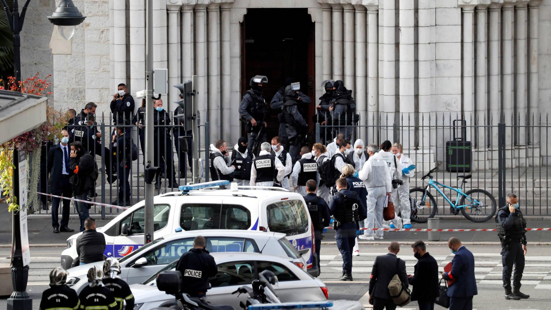 الكشف عن هوية مرتكب هجوم Nice الإرهابي