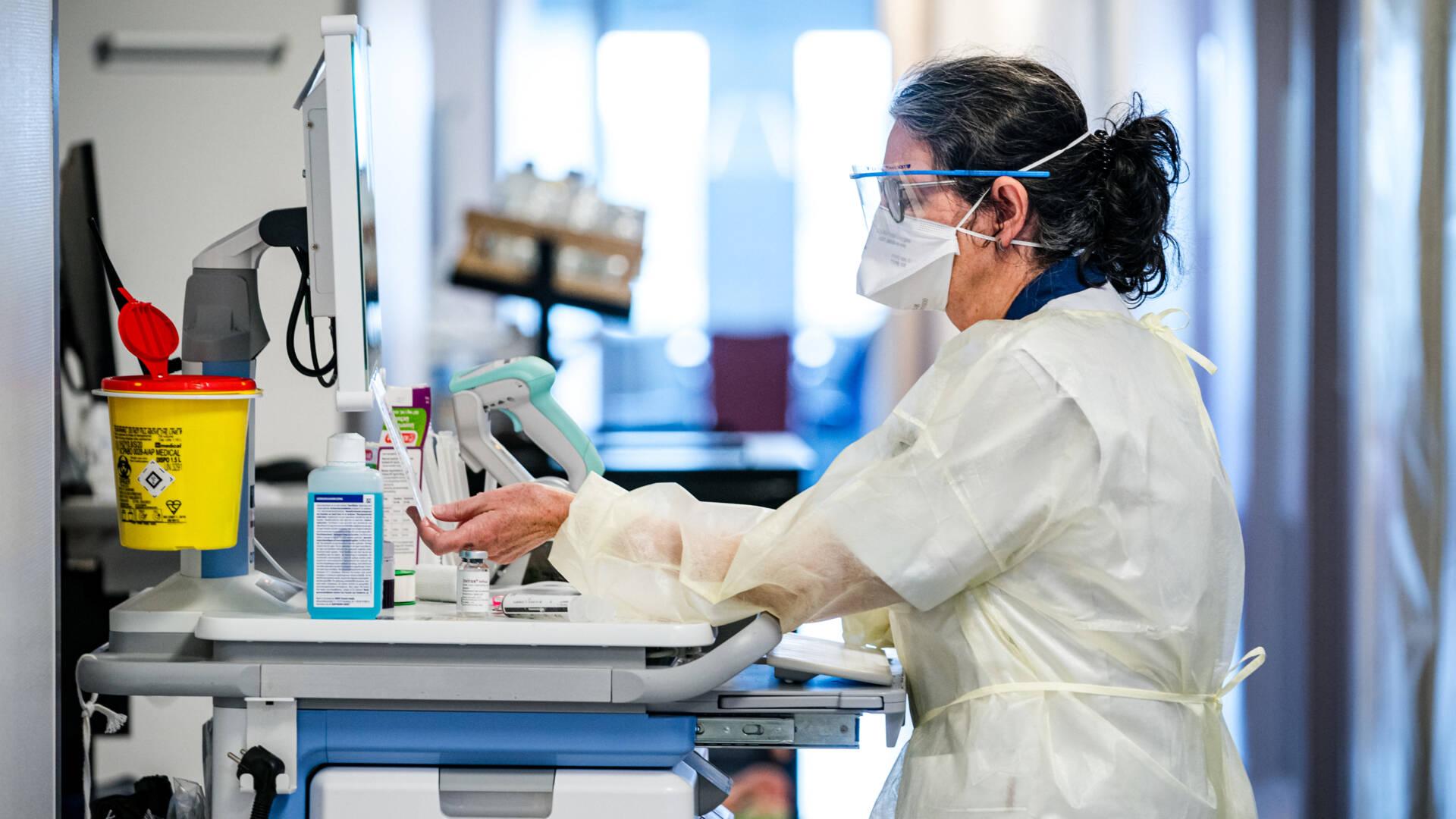 RIVM: عدد الاختبارات الإيجابية مرة أخرى أقل من 10,000