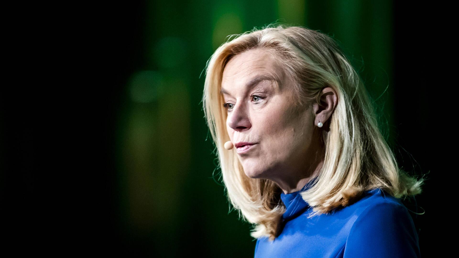 زعيمة حزب D66 تهاجم شركاء التحالف والأحزاب اليسارية
