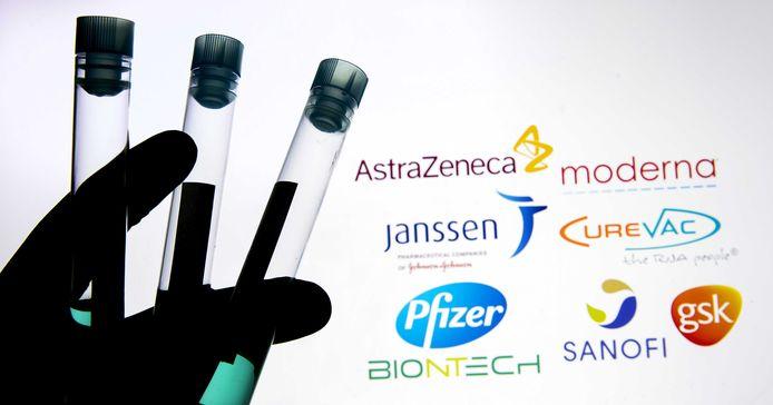 التطعيم الأشخاص ضد فيروس كورونا في أوائل يناير