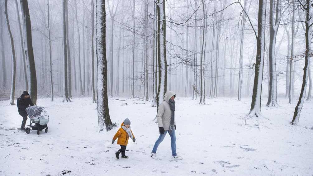 توقعات الطقس لهذا الأسبوع مع احتمال بدء الأسبوع باللون الأبيض