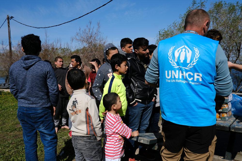 """الأمم المتحدة تطالب بالمزيد من الهجرة الجماعية: """"على دول الاتحاد الأوروبي إنقاذ واستقبال وإعادة توزيع اللاجئين!"""""""