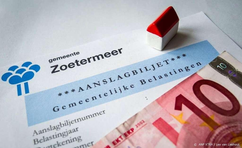 تكسب البلديات الهولندية من الضرائب أكثر مما كان متوقعا!