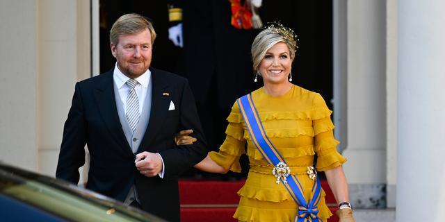 رسالة الملك والملكة بعد عمليات الشغب في هولندا