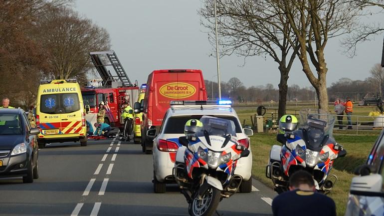 حادث مروري خطير يودي بحياة طفلتين في Coevorden
