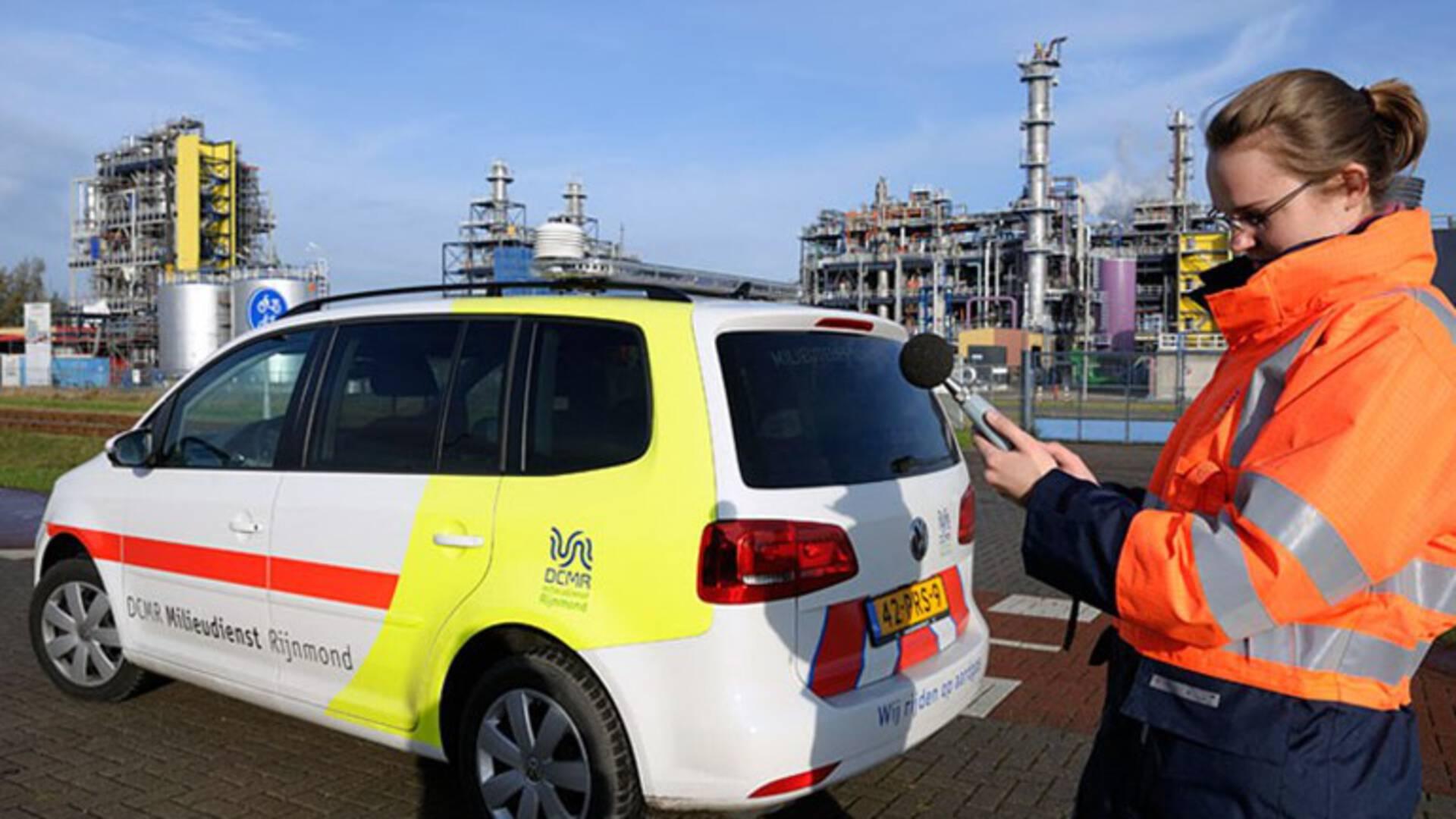 عشرات الشكاوى حول الروائح الكريهة في منطقة روتردام