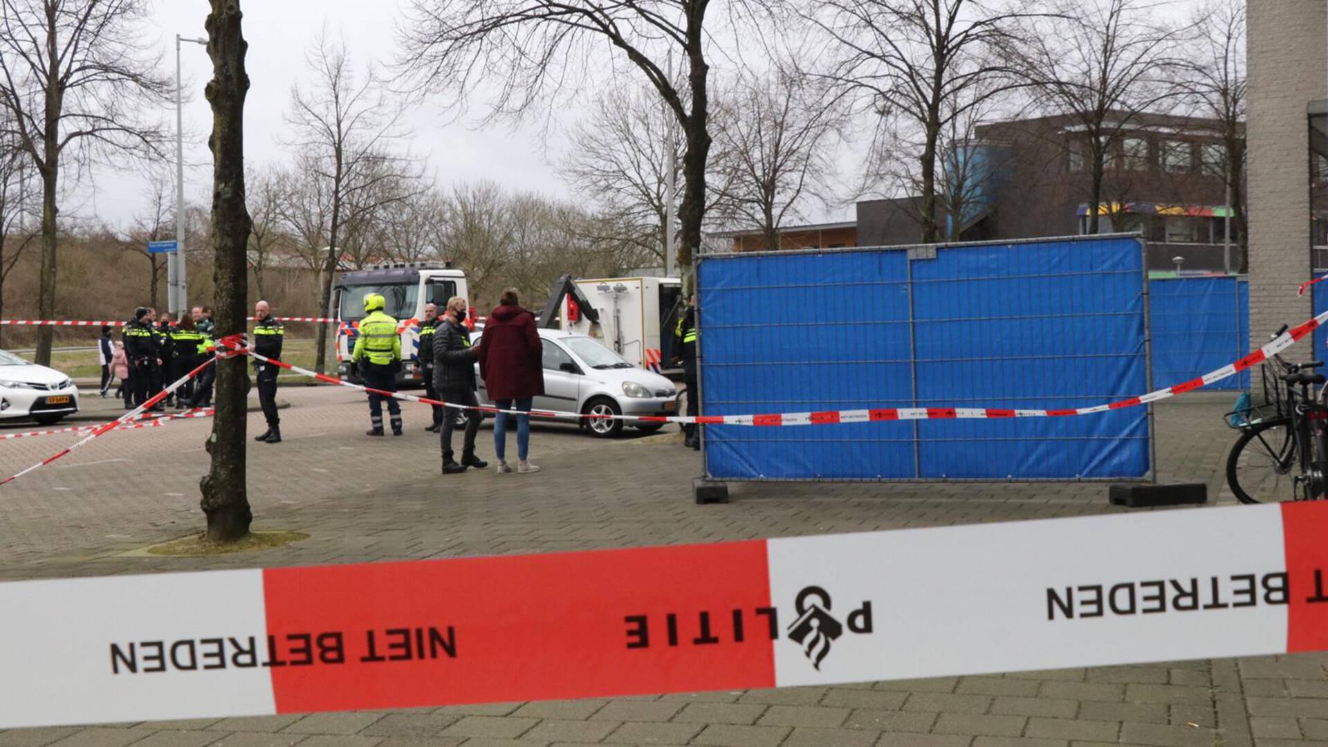 قُتل رجل بالرصاص في أمستردام وفرَّ المسلح هارباً