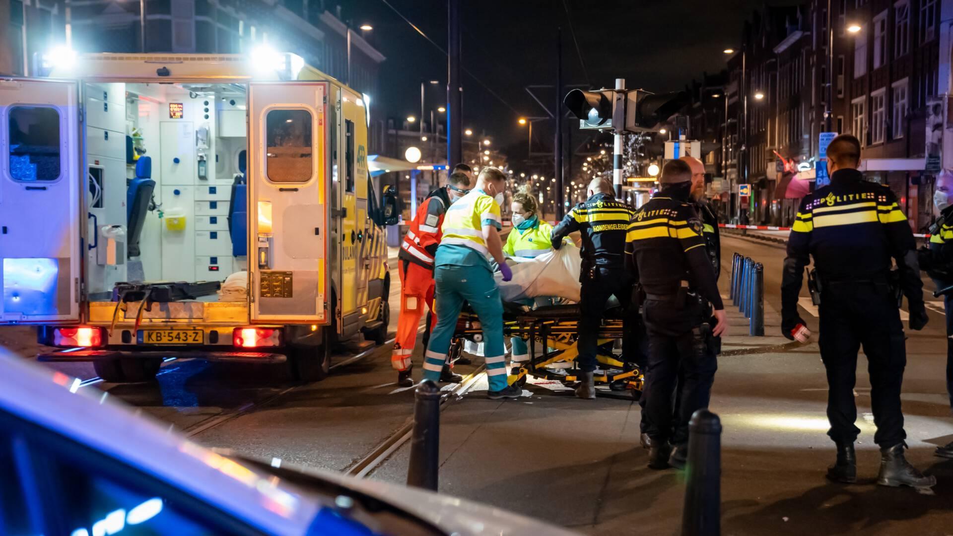 أصيب اثنان في حادث طعن في روتردام