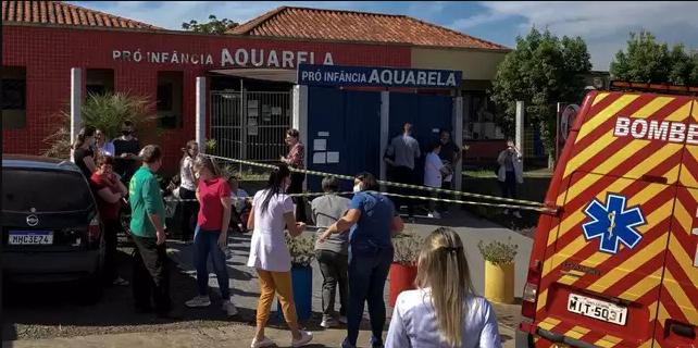 هجوم مسلح على مركز للرعاية ومقتل خمسة أشخاص !!