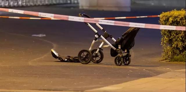 إطلاق ناري على طفل في محطة مترو أمستردام