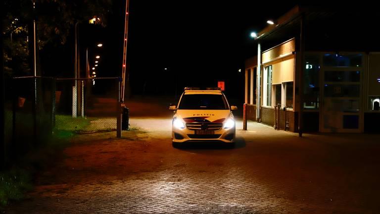 حادثة طعن في أحد مراكز طالبي اللجوء