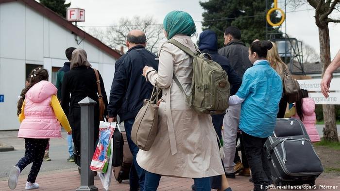 نسبة التطعيم منخفضة نسبياً في مخيمات اللاجئين في ألمانيا!!