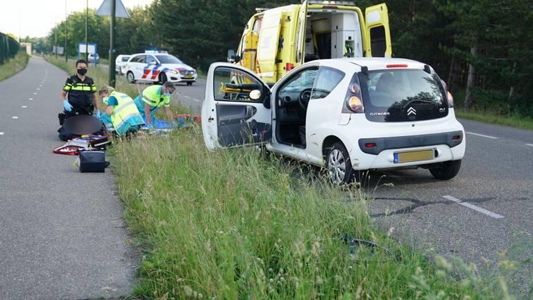 حادث بالقرب من Fazantlaan