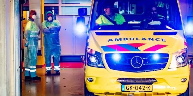 إصابة امرأة بجروح خطيرة في بريدا !!