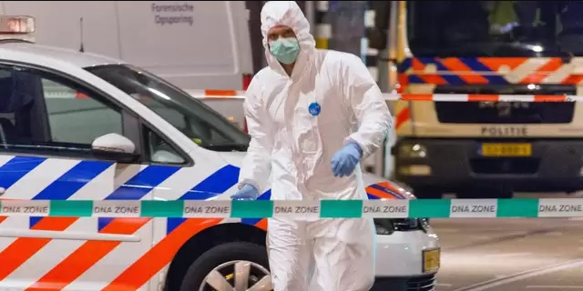 العثور على جثة شخص في Garden Wassenaar !!
