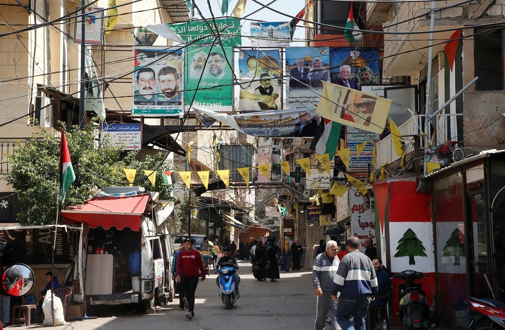 فلسطينيون ممنوعون من اللجوء في أوروبا !!