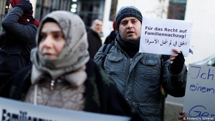 ألمانيا: آلاف الأشخاص ينتظرون تأشيرات لمّ شملهم!