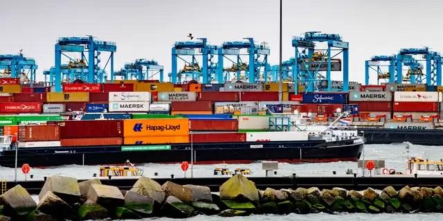 ثاني أكبر صيد للكوكايين في ميناء روتردام خلال أسبوع