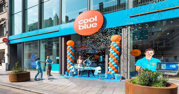 """""""Coolblue"""" يفتتح أكبر متاجره في روتردام"""