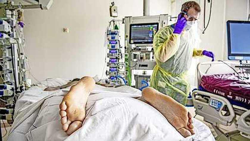 عدد مرضى كورونا في المستشفيات مستمر في الارتفاع