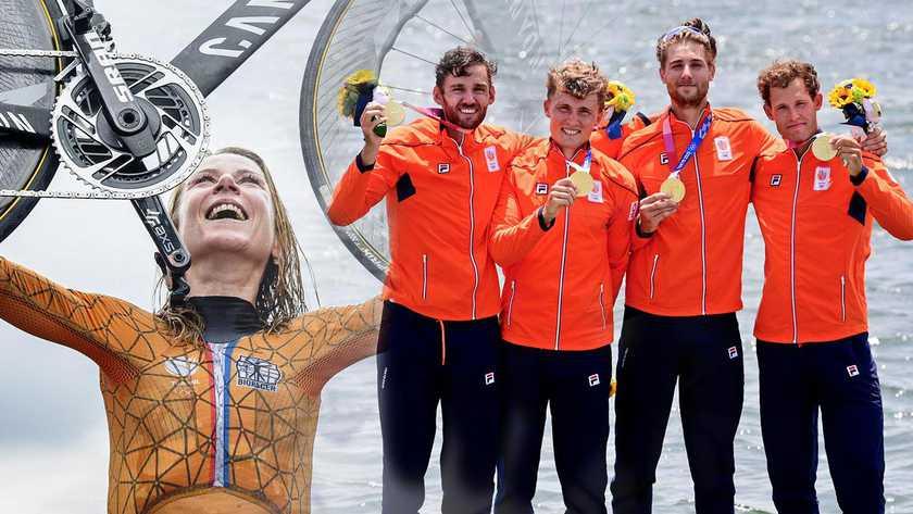 نتائج إيجابية في الألعاب الأولمبية لم تشهدها هولندا منذ عام 1928