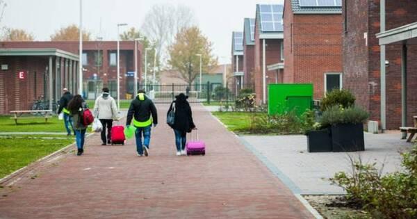ارتفاع أعداد طالبي اللجوء إلى هولندا