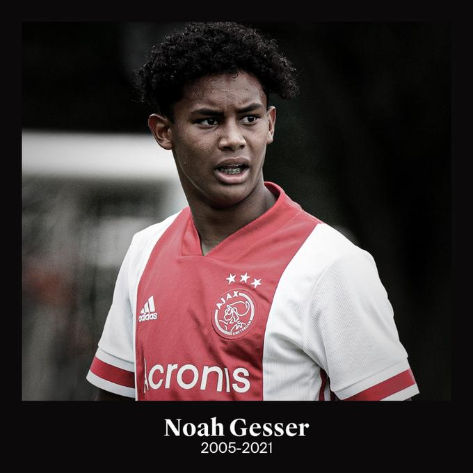 """وفاة لاعب """"أياكس أمستردام للشباب"""" وشقيقه إثر حادث مرور"""