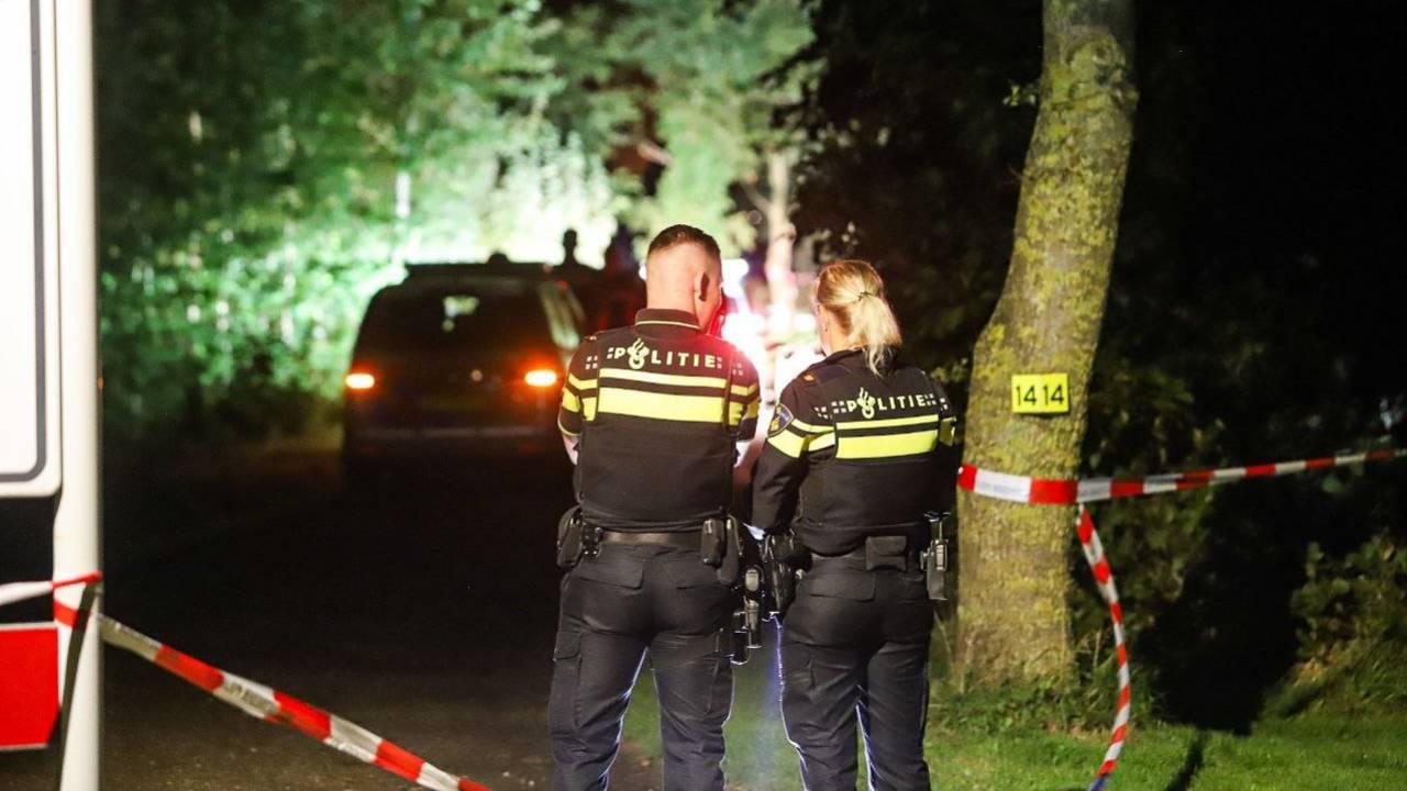 إطلاق الشرطة النار على سائق سيارة