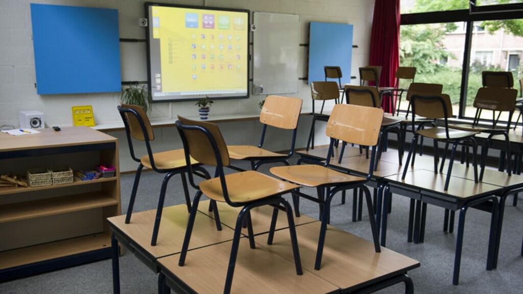 دراسة RIVM: المدارس تغلق مقياس كورونا الأقل شيوعاً • هولندا باللون الأحمر لوقت آخر على خريطة كورونا