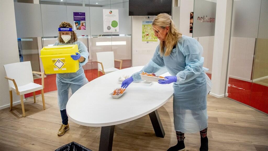 Pfizer و BioNTech: لقاح كورونا فعال أيضاً للأطفال • إعطاء المرأة الحامل لقاح الأنفلونزا