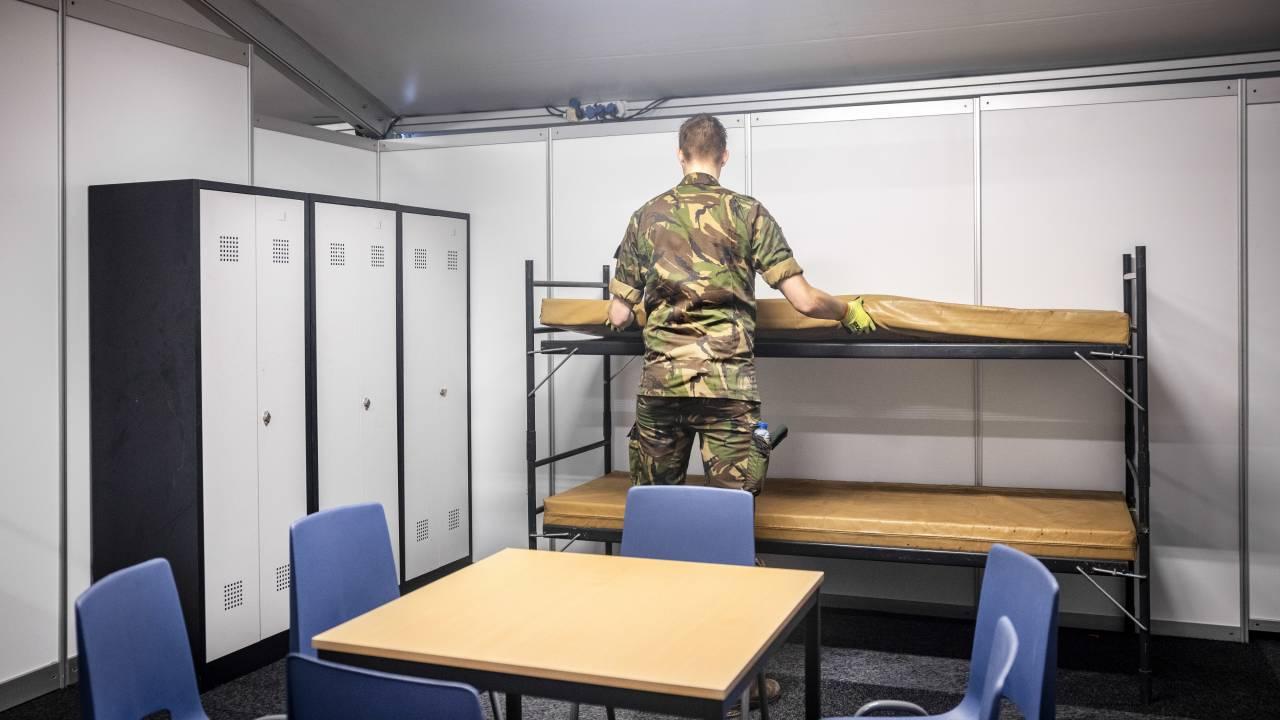 تدرس Leeuwarden توفير مأوى طارئ لطالب لجوء