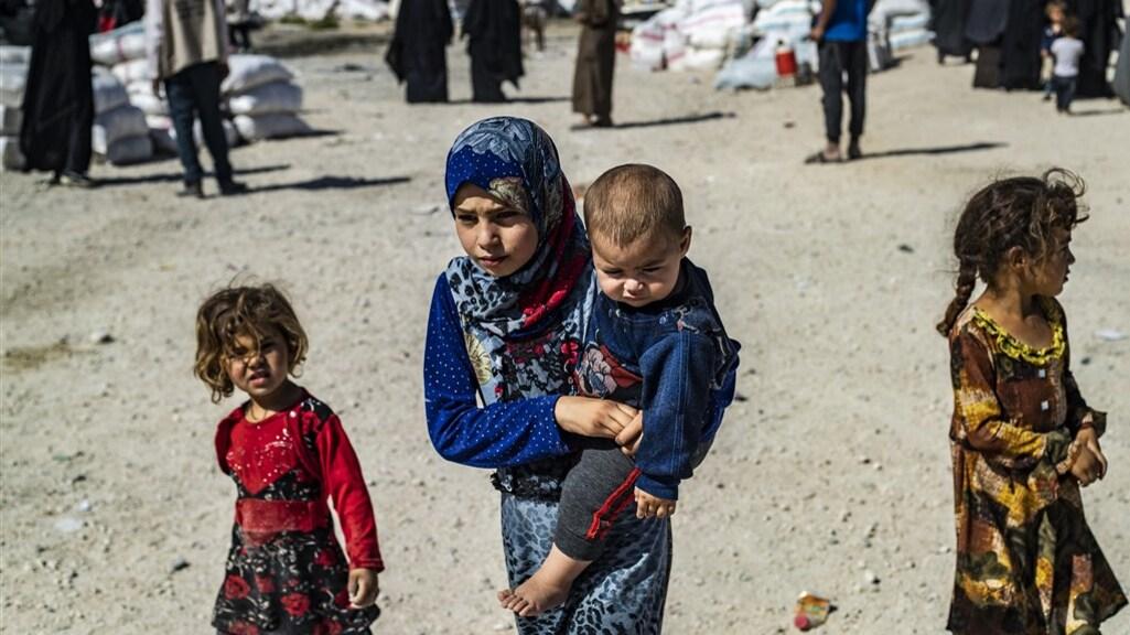 وفاة العديد من الأطفال في مخيمات اللاجئين السوريين والهولنديين