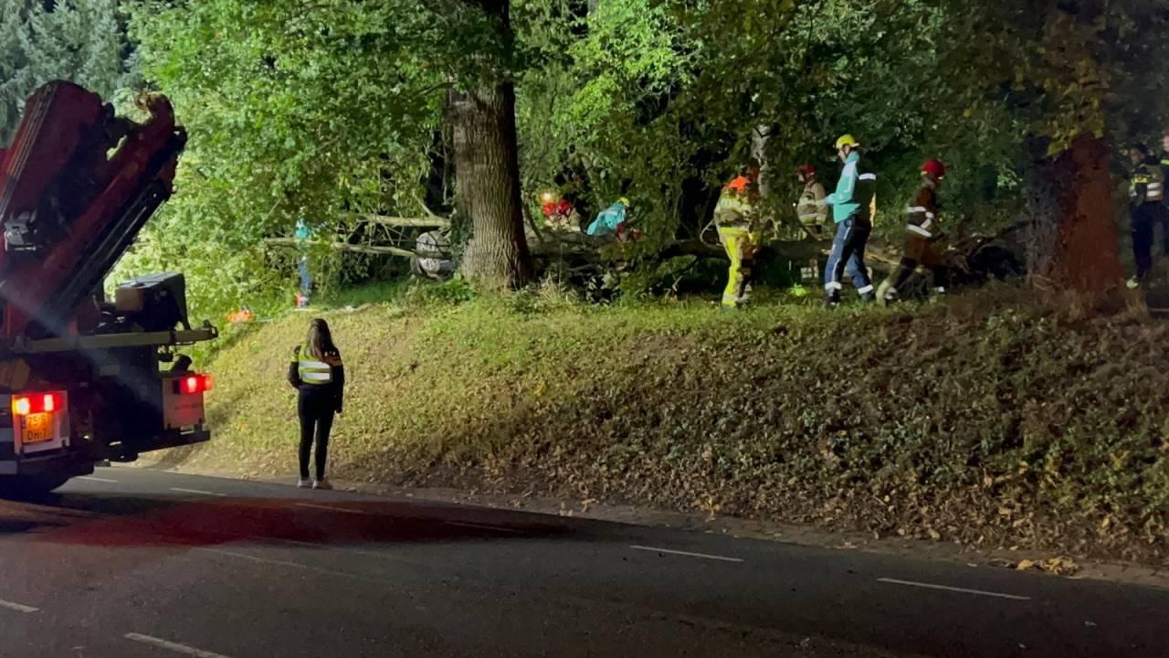 وفاة سائق سيارة في حادث أليم في ليمبورغ