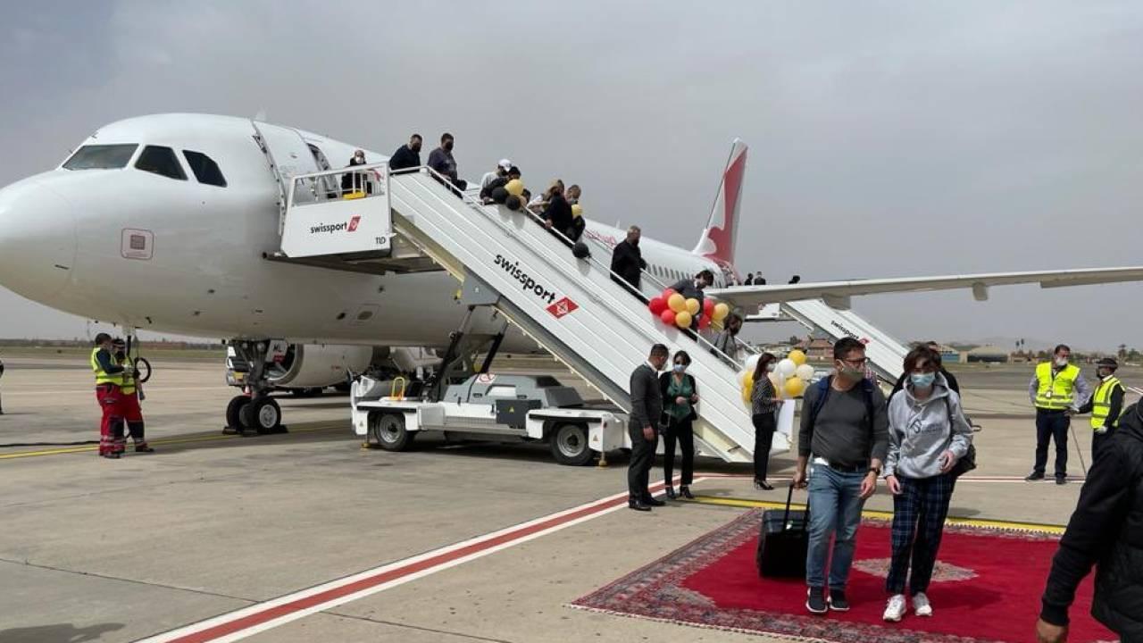 الخطوط الجوية المغربية: لا مزيد من الحركة الجوية من وإلى هولندا