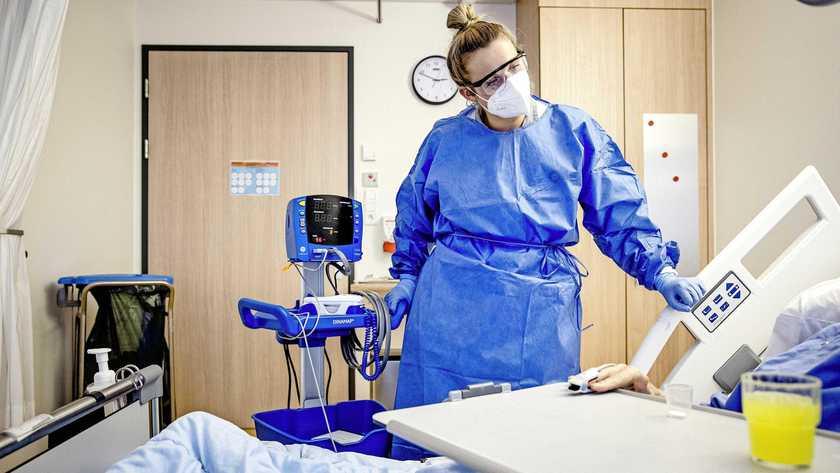 مئات المرضى بفيروس كورونا في المستشفيات من جديد!