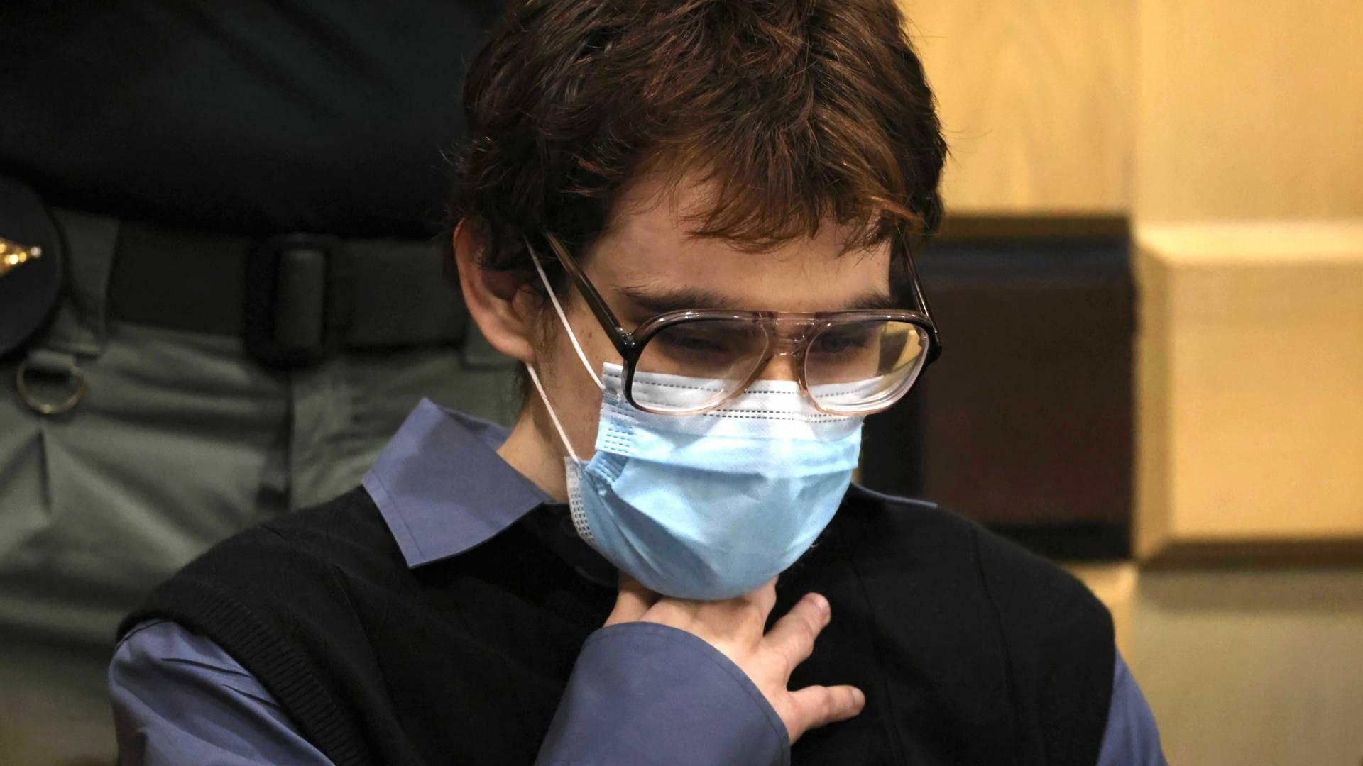الشاب الذي تسبب في مذبحة مدرسة فلوريدا