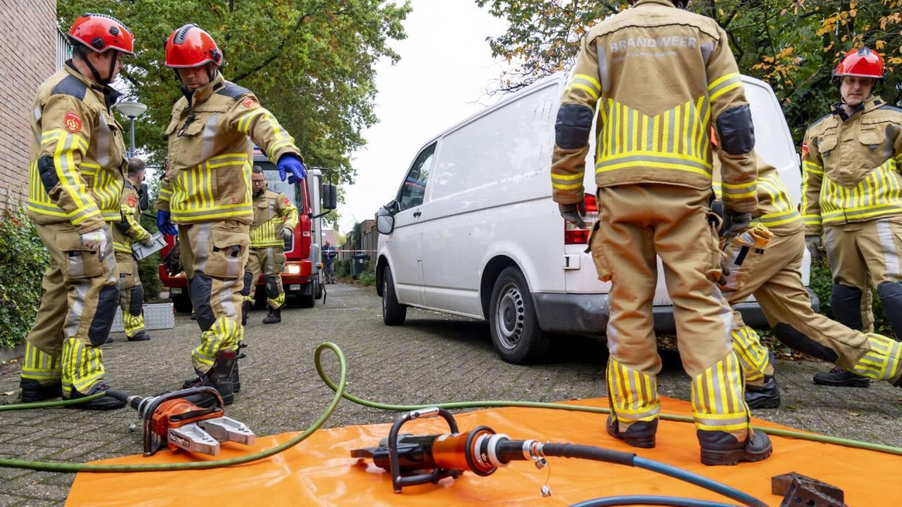 تقارير مشتبه بها هارب بعد حادث مميت Oosterhout