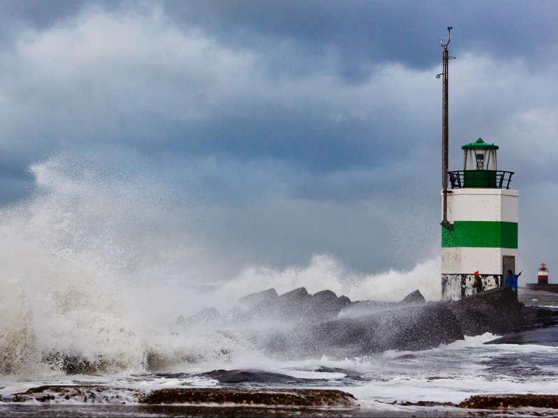 KNMI: يهدد ارتفاع مستوى سطح البحر قبالة الساحل الهولندي بالتسارع بشكل حاد